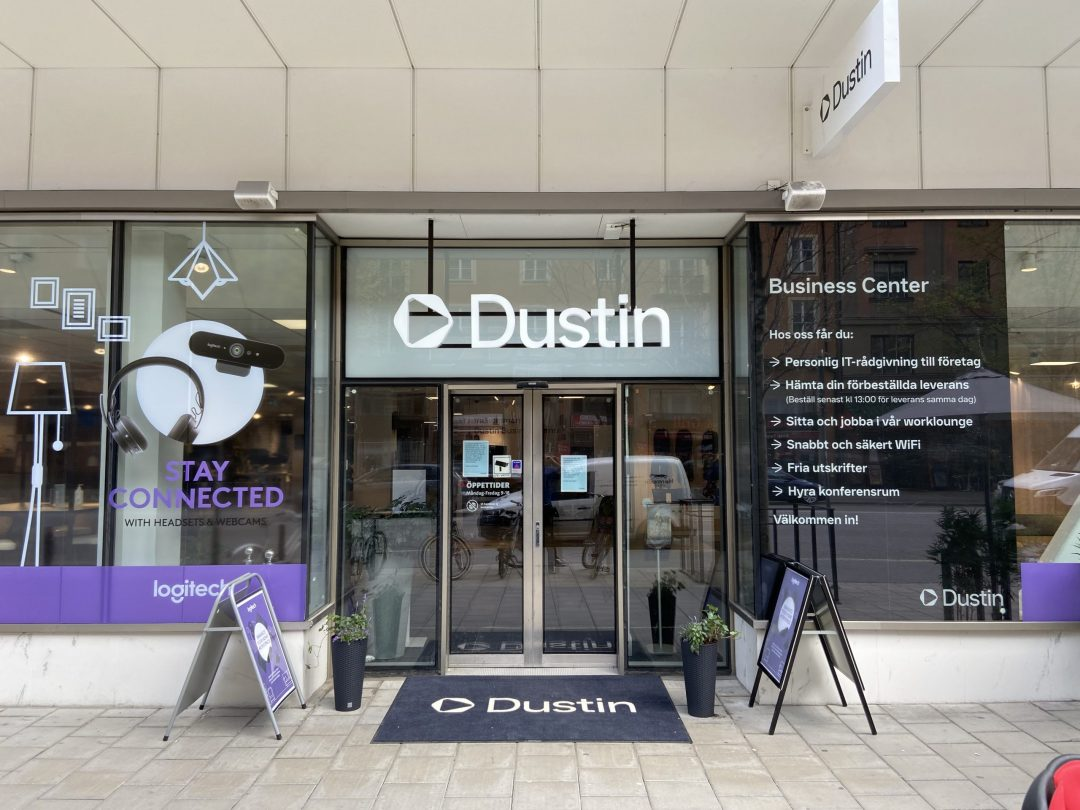 Dustin Business Center