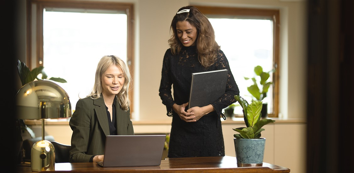 Konsultlösningar inom Business Services